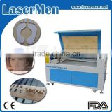 wood laser cutter machine to make puzzle / wooden toy laser cutting machine LM-1390                                                                         Quality Choice