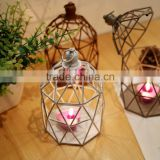 Yes Handmade and Weddings Use tall metal candle holders                                                                         Quality Choice