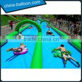 giant inflatable water slide the city,water slide the city for outdoor game have fun                                                                                                         Supplier's Choice