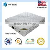 2016 full foam mattress sets , ventilated memory foam mattress topper queen spring mattress