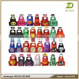 Halloween Costume Party Cloak - Children Superhero Cape ZDS2034                                                                         Quality Choice