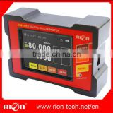 Double Benchmark Strong Magnet Installation 2-Axis Digital Display Precision Levelling Instrument