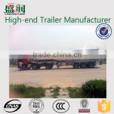 factory selling 3 axles aluminium alloy fuel tanker trailer/aluminium alloy fuel tanker semi trailer