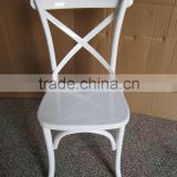 hotsale cross back chair X back chair for event