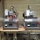 Electric heating comestic tube sealing Semi Automatic Plastic Tube Filling Sealing Machine Pack Sealer