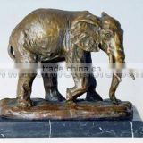 INQUIRY ABOUT Beautiful elephant sculpture bronze