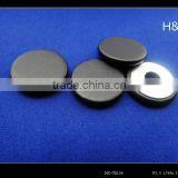 factory wholesale custom shank back cover button