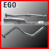 STAINLESS STEEL EXHAUST CATBACK AND PIPE 96-00 3-DOOR HATCHBACK EJ6 CX/ DX FOR HONDA CIVIC