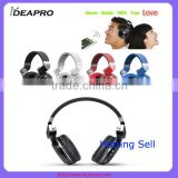 Newest Bluedio T2 Multifunction Stereo Bluetooth Headset noise canceling headphone wireless Headphones