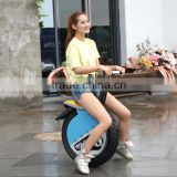 Popular One Wheel Easy Riding electric Scooter Unicycle High quality Wheel Self Balance Scooter 17inch price China