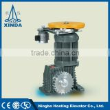 Ningbo Elevator Reduction 24V Geared Motor With Brake