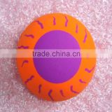 promotional solid foam squishy rubber balls