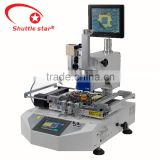 RW-SV520 Hot air 3 heaters SV520 manual operation bga chip rework station with LCD display