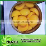 canned yellow peach in hot sale