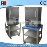 HB-BOXF-1800C-III 1800C high temperature stainless steel box-type laboratory furnace muffle Chamber furnace 18.7L