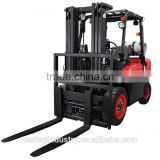 China Brand New Heavy Duty Propane Powered Forklift for Sale, Optional Triplex Mast Full Free Lift/ Side shift/ Fork Positioner