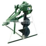hydraulic post hole digger made by Shengxuan