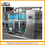 high efficiency milk pasteurization machine