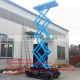 hydraulic fixed scissor lift platform for sale