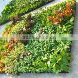 Home and outdoor decoration synthetic cheap artificial vertical green grass wall E08 04B14