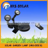 Multi-function 360 degree rotating solar led emergency light