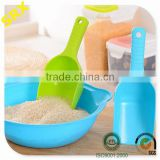 Muti-use High quality plastic scoops kitchens utensils, Customized plastic scoops wholesale