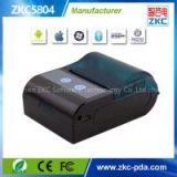 Portable Bluetooth Thermal Printer Supporting Android Mobile Phone and iPhone