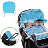 baby stroller sun cover umbrella strollers car-covers portable baby sunshade cotton covers sunshield sun canopy for stroller