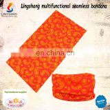 Seamless fishing bandana for sportswear, cheap wholesale bandana hot new products for 2016