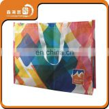 custom printed cheap non woven polypropylene tote bag beijing