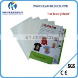 sublimation laser printer transfer paper