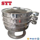 304 stainess steel food grade vibrating screen sifter machine