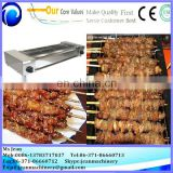 high efficiency shish kebab maker / shish kebab making machine/ electric barbecue grill machine//0086-13683717037