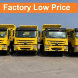 SINOTRUK dump truck in djibouti in Africa , cheap dump truck for sale