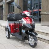 Powerful passenger electric tricycle new T409                                                                         Quality Choice