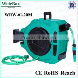 (73549) automatic garden water retractable hose reel irrigation system