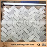 Eastern White Hexagon Mosaic with Factory Price and Good Quality,Polished Mosaic Pattern and Tiles,Mosaic for Home Decoration