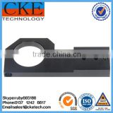 Black Plating Steel CNC Machining Connection Parts in Drilling and Tapping Mechanical Services