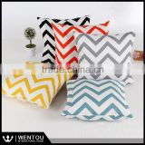 Outerdoor Chevron Square Pillow Cover 18*18