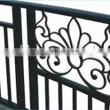 GYD-15B086 Top selling Customed wrought iron balcony clothes drying rack designs