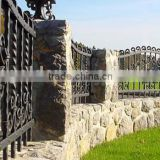 exquisite models of gates and iron fence in China