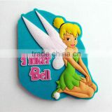 exquisite 3D PVC fridge magnet, PVC fridge sticker for free promotion gifts