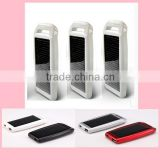 Solar Charger 1200mAh, Solar Power Bank 1200mAh, promotional Solar Power Bank factory sale