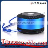 Rechargeable Bluetooth Wireless Mini Stereo Speaker F Phone PC MP3 Wt TF Slot- Color varies