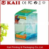 [ready sample free] clear plastic macaron packaging box wholesale