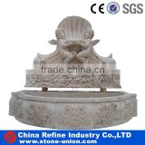 outdoor angel water fountain