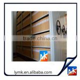 LYMK steel office furniture movable shelves lockable compactor file cabinet metal librery storage archival system mass cabinet