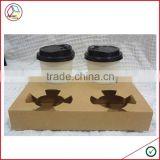 High Quality Paper Cup Holder Tray