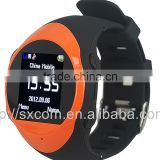 Cheapest GSM Phone Call SOS Key GPS and LBS Baby Smart Watch Real-time GPS monitoring orientation- BB-70