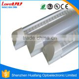 High bright 100-130lm/w Integrated led tube 120 cm 4ft t8 led tube light 18-19w t8 tube light holder